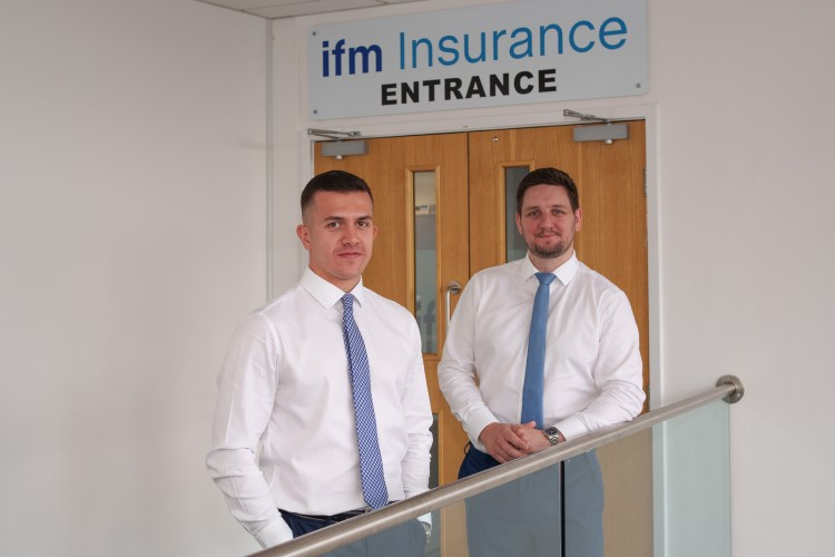 A Duo of New Starters at IFM!