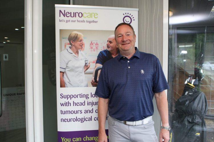 Neurocare Golf Days raise over £130,000!